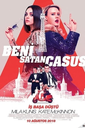 Beni Satan Casus izle The Spy Who Dumped Me