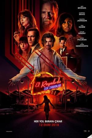 Bad Times At The El Royale izle Türkçe Dublaj