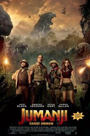 Jumanji 2 Vahşi Orman Filmi izle Türkçe Dublaj