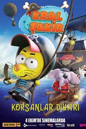 Kral Şakir Korsanlar Diyarı Filmi Full izle 2019