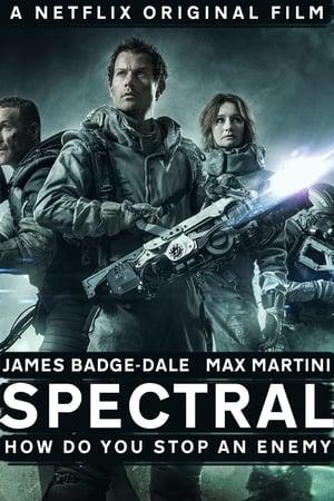 Spectral Film izle Türkçe Dublaj 2016