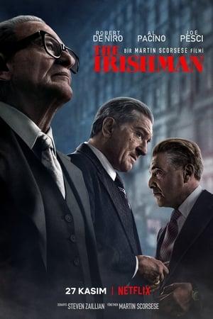 The Irishman Filmi izle 2019 Türkçe Dublaj