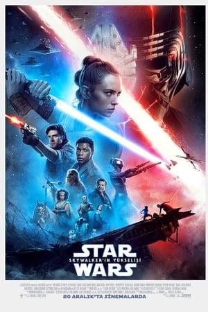 Star Wars: Skywalker'ın Yükselişi İzle 2019 Türkçe Dublaj