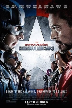 Kaptan Amerika: Kahramanların Savaşı İzle 2016 Türkçe Dublaj