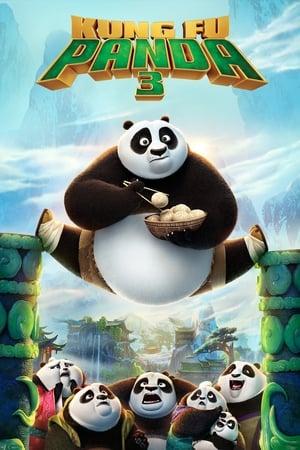 Kung Fu Panda 3 İzle 2016 Türkçe Dublaj