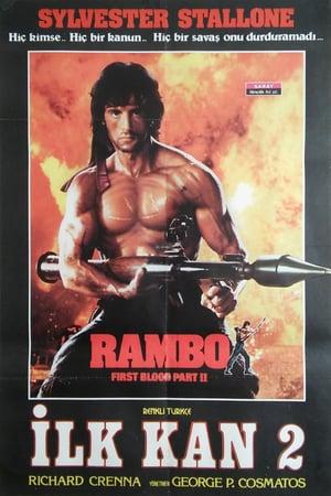 Rambo: İlk Kan 2 İzle Türkçe Dublaj