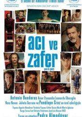 Pedro Almodóvar Acı ve Zafer izle HD 1080p