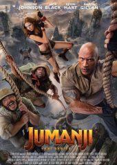 Jumanji: Yeni Seviye Türkçe Dublaj Full izle