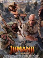 Jumanji 3 Türkçe Dublaj izle Yeni Seviye